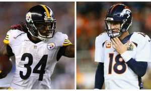 DeAngelo Williams: Steelers Running Back Criticizes Peyton Manning's Performance in Final Season