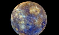 The Planet Mercury Once Had a Graphite Surface