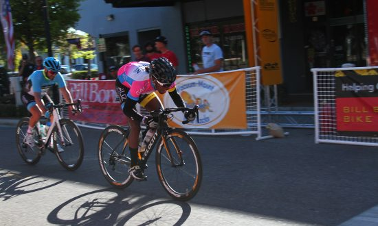 Jamaican Star Wins Cycling Classics Pro 1/2 Crit