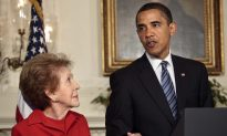 President Obama Won't Attend Nancy Reagan's Funeral: Reports