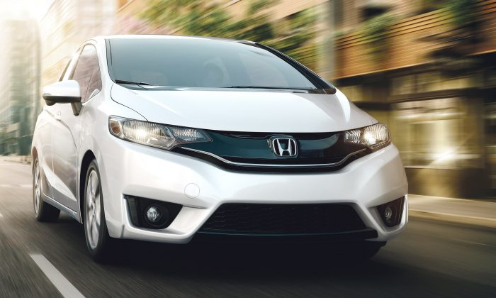 2016 Honda Fit. (Courtesy of Honda)