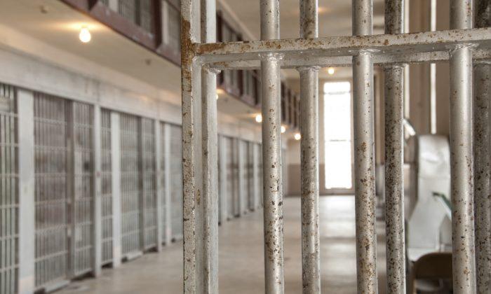 Prision cells at Old Idaho Penitentiary in Boise, Idaho. (vividcorvid/iStock)