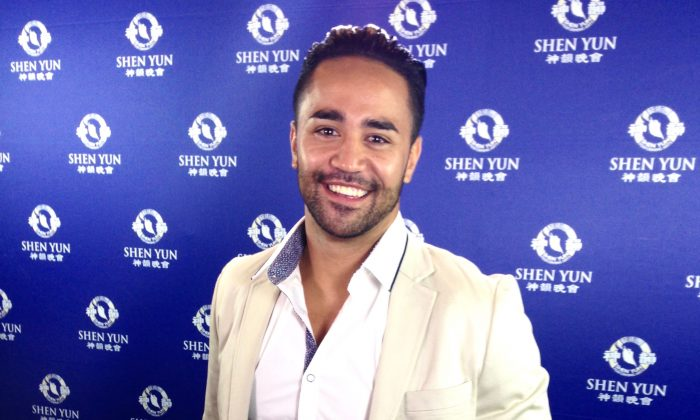 Lion King Cast Member: Shen Yun 'So Intriguing, It Was Beyond!'