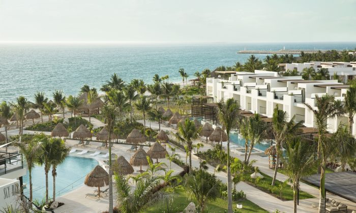 The Finest Playa Mujeres resort welcomes all ages and features many amenities for children. (Courtesy of Excellence Groups)