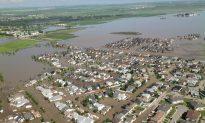 Unusually Widespread Flooding Across Louisiana, Mississippi