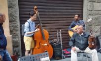 Viral Video: Korean Tourist Joins Italian Street Musicians
