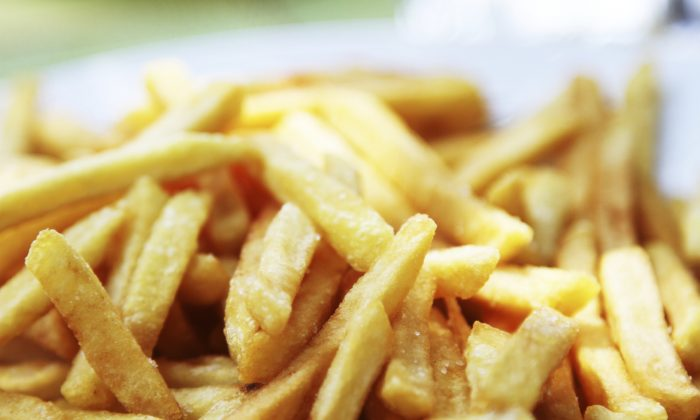 French fries in a stock photo. (Headroll/iStock)