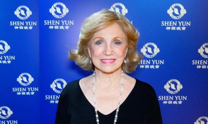Arts Philanthropist Says Shen Yun Is Phenomenal