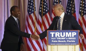 Ben Carson Endorses Donald Trump, Warning Officials Not to 'Thwart the Will of the People'