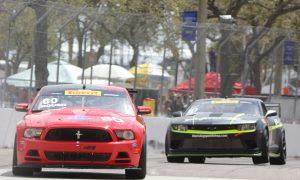 St. Pete GP Weekend: Pirelli World Challenge GTS Race 1