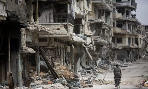 5 Years After the Spark, Syria War at a Critical Juncture