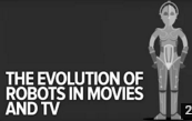 WATCH: How Robots in Movies Changed Over Past 80 Years