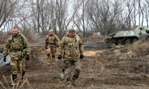 'War Is My Life': A Journey Along the Front Lines in Ukraine