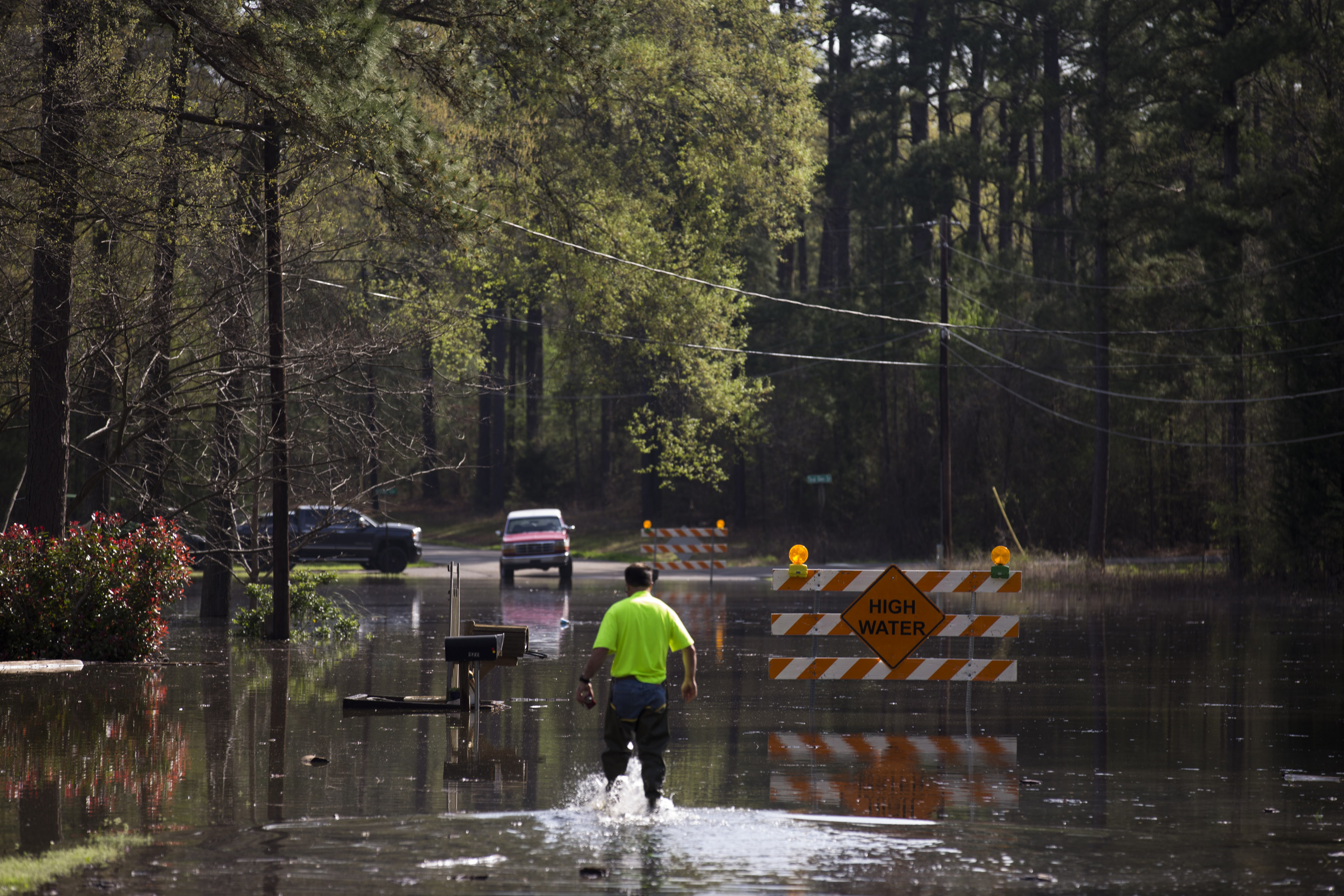 Louisiana Mississippi Thousands Of Homes Damaged In Floods