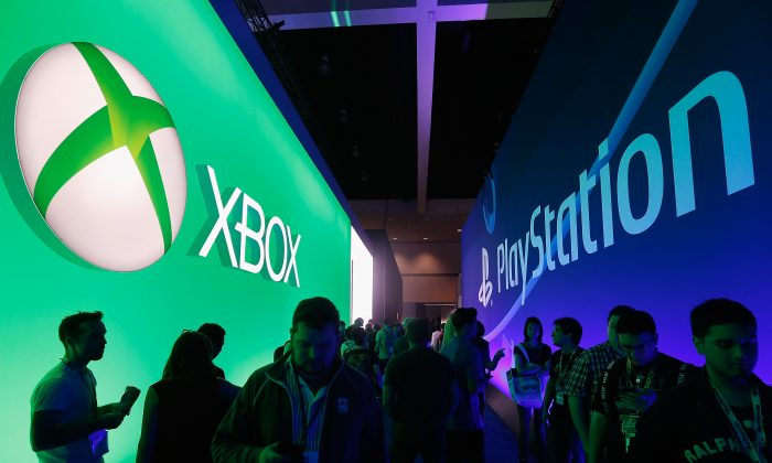 Cross-network compatibility has long been desired by video game fans. (Christian Petersen/Getty Images)