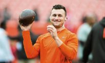 Johnny Manziel: 'Of Course' I'll Play Next Season