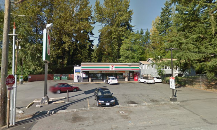 A file photo shows the 7-Eleven. (Google Maps)