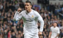Cristiano Ronaldo Brings Awareness Through Social Media to Help Children Affected by Syrian War