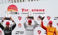 IndyCar: Montoya, Penske, and Chevrolet Speak Loudly at St. Pete
