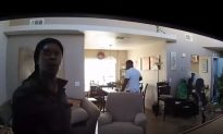 Thieves Steal the Camera That Was Recording Their Break-In
