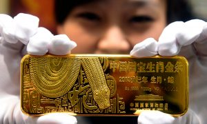China's Global Gold Strategy