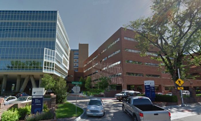 Swedish Medical Center in Denver, Colorado. (Google Street View)