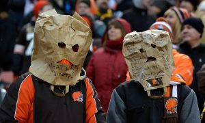 'Sadness' in Cleveland? Siri Equates it to Browns' FirstEnergy Stadium