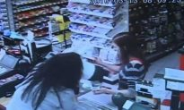 Colorado Cashier Saves Baby Right Before Her Mother Collapses From a Seizure
