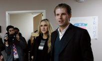 Donald Trump's Son Was Sent White Powder and Threatening Letter
