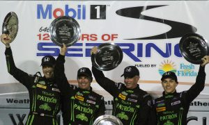 Extreme Speed Motorsports Wins the Mobil 1 Twelve Hours of Sebring