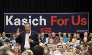 Lindsey Graham Pleads With John Kasich to Drop out of Race so Ted Cruz Can Take out Donald Trump