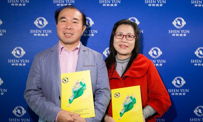 Taipei City Councilors Deeply Inspired After Seeing Shen Yun