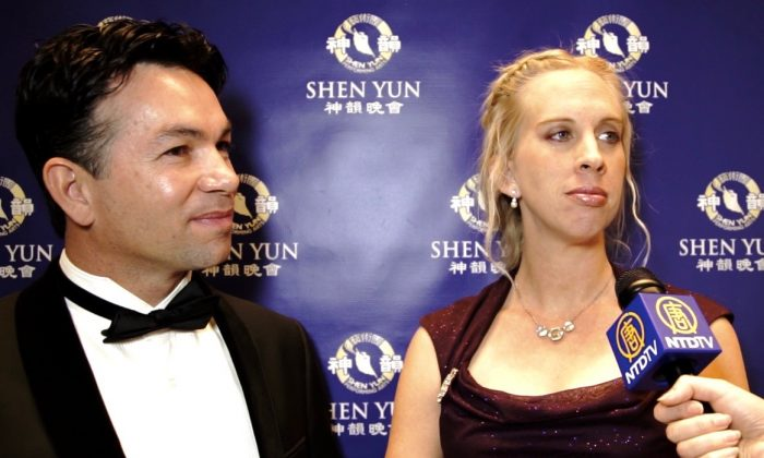 Shen Yun's Artistic Revival Important for the World, Says Ballet Dancer