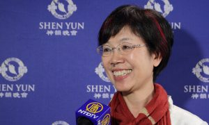 Shen Yun Brings the Divine Truth of Love