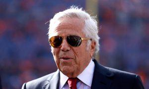 NFL Responds to Pending Arrest of Billionaire Patriots Owner Robert Kraft