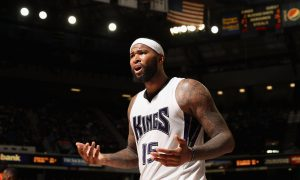 DeMarcus Cousins: Video Appears to Show Kings Player Push Security Guard in Game Against Knicks