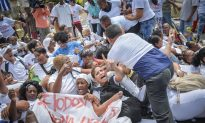 Ladies in White Arrested, Castro Asks For List of Political Prisoners