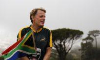 Eddie Izzard Ran 27 Marathons in 27 Days