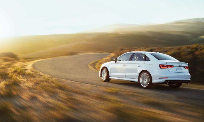 2016 Audi A3. (Courtesy of Audi)