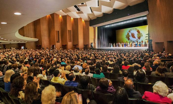 Grammy-Nominated Composer: Shen Yun Brought 'A Sense of Wonder'