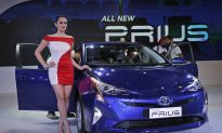 Toyota Introduces 2017 Prius Prime at New York Auto Show