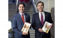 Liberals' Maiden 'Sunny Ways' Budget Showers Spending, Deficits to Spur Growth