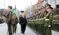 Ireland Recalls 1916 Easter Rising Against British Rule
