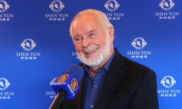 Writer G. Edward Griffin Says Shen Yun Is 'The Top of the Craft'