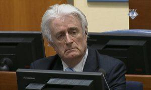 Ex-Bosnian Serb Leader Radovan Karadzic To Be Transferred to UK Prison