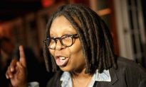 Whoopi Goldberg Riled Up About Ben Carson's Decision to Endorse Trump