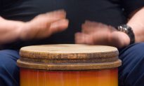 Group Drumming Better Than Prozac, Study Suggests