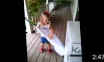 WATCH: Girl Unpacks Huge Birthday Present, Screams With Joy Over Unexpected Surprise