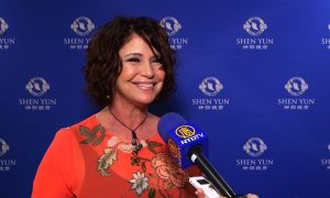 Award-Winning Jewelry Designer Says Shen Yun Inspirational, Hopeful, and Great Art