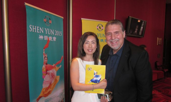 San Diego County's Chief Medical Officer Attends Shen Yun for the Second Time